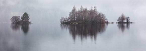 Island on Loch Chon