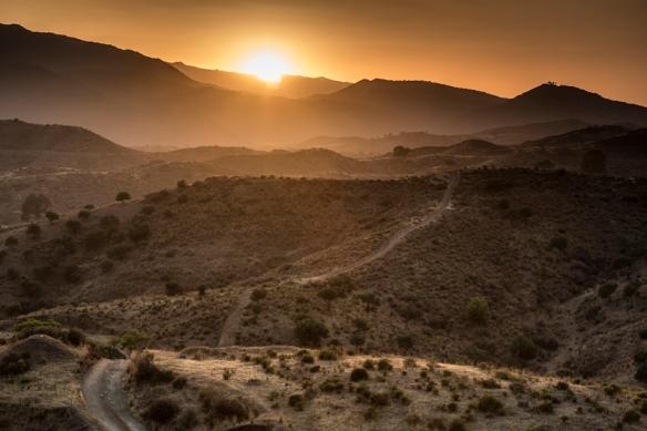 North of Mijas, Spain