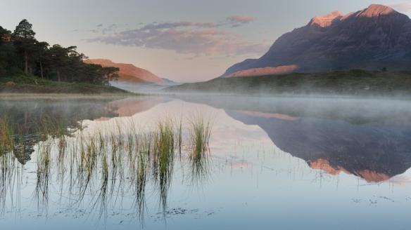 Loch Clair, Torridon, Scotland