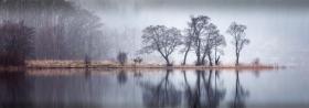 Loch Chon, Trossachs, Scotland.