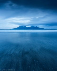 Laig Bay blue