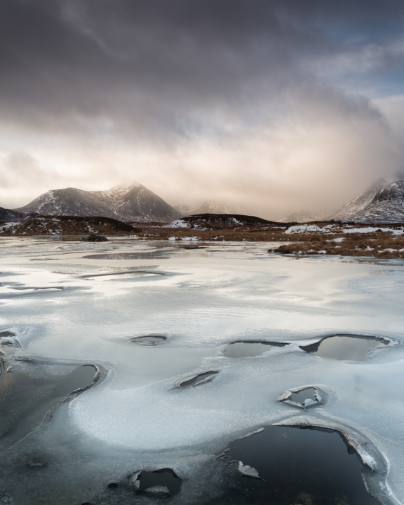 Glencoe Melting