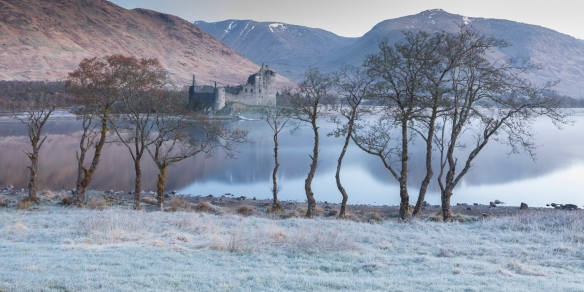 Kilchurn Castle March 2019