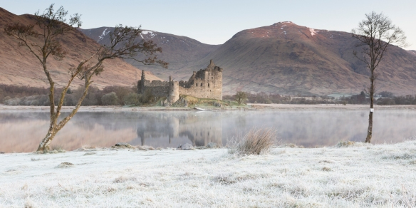 Kilchurn Castle 2 March 2019